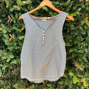 Anthropologie tank